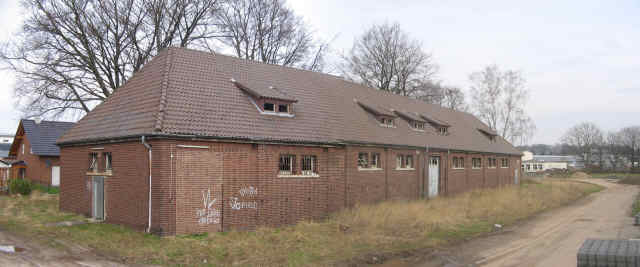 Minden Germany  City pictures : Figure 11 Clifton Barracks, Minden. These are the last of the ...